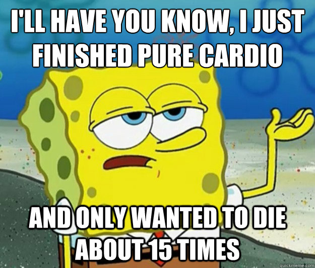 Cardio for People that Hate Doing Cardio